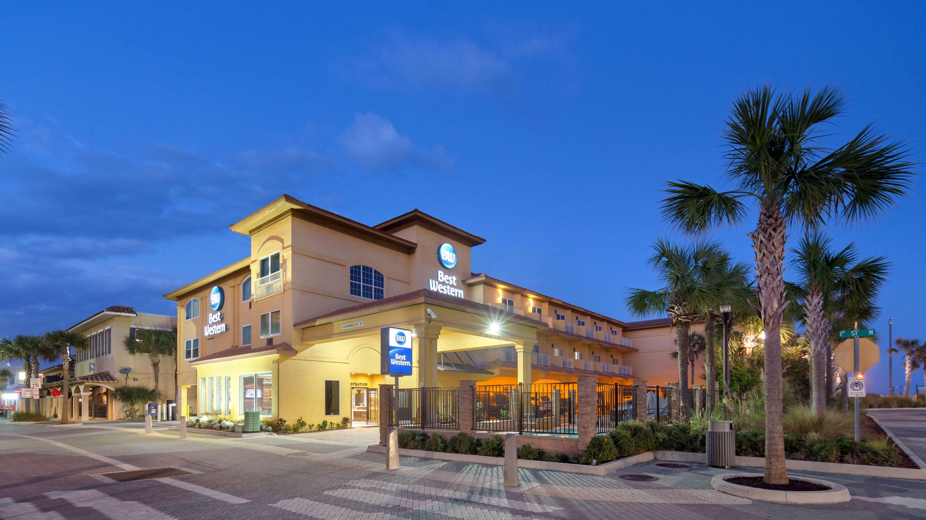 Oceanfront Hotels Near Jacksonville Beach Fl
