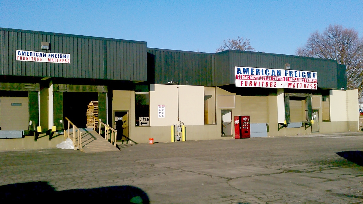 American Freight Furniture And Mattress In Madison Wi 53704