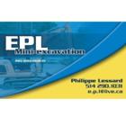 EPL Mini-Excavation inc.