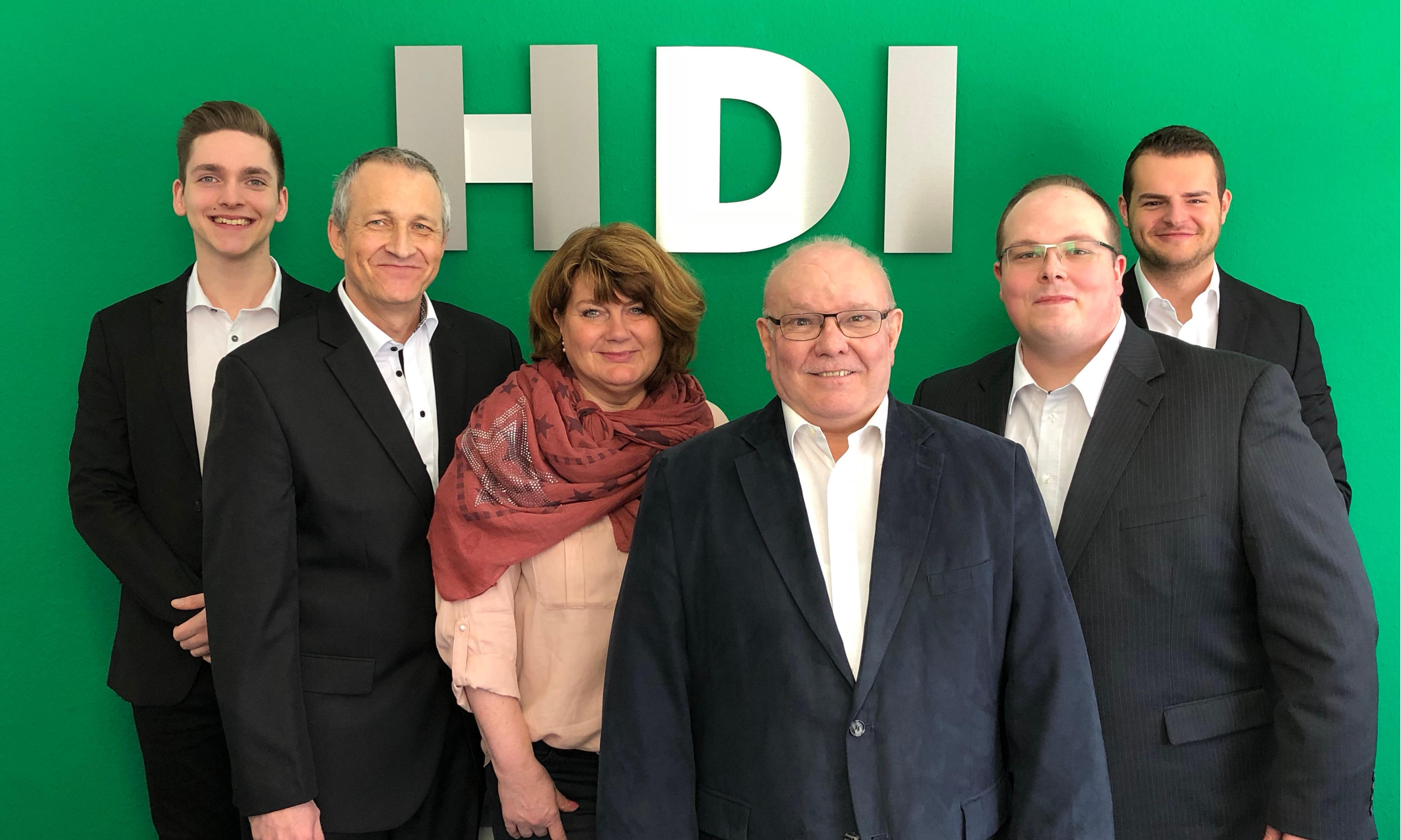 HDI Hauptvertretung Bernd Puckaß - Team