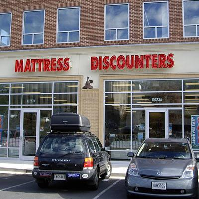Mattress Discounters Frederick N in Frederick MD