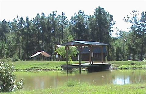 Brookeland lake sam rayburn koa in brookeland tx for Atv parks in texas with cabins