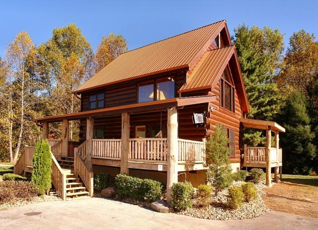 parkside cabin rentals in gatlinburg tn 37738