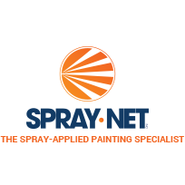 Spray-Net Exterior Painting logo