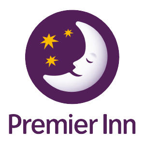 Premier Inn logo Premier Inn Lowestoft hotel Lowestoft 03333 211281