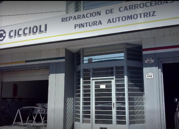 TALLER DE CHAPA Y PINTURA CICCIOLI