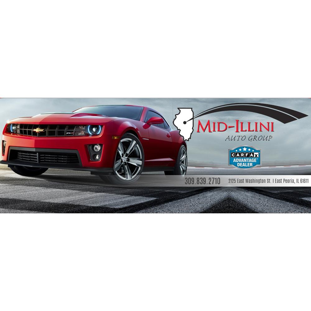 Mid-Illini Auto Group - East Peoria, IL - Auto Dealers