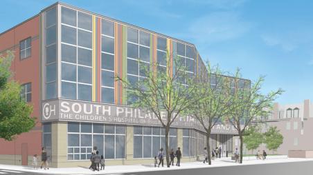 CHOP Primary Care, South Philadelphia