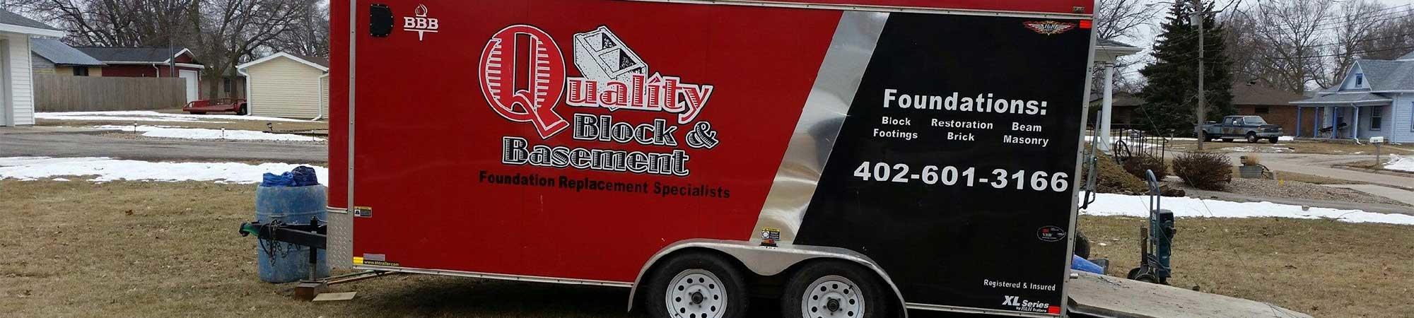 Quality Block Basement