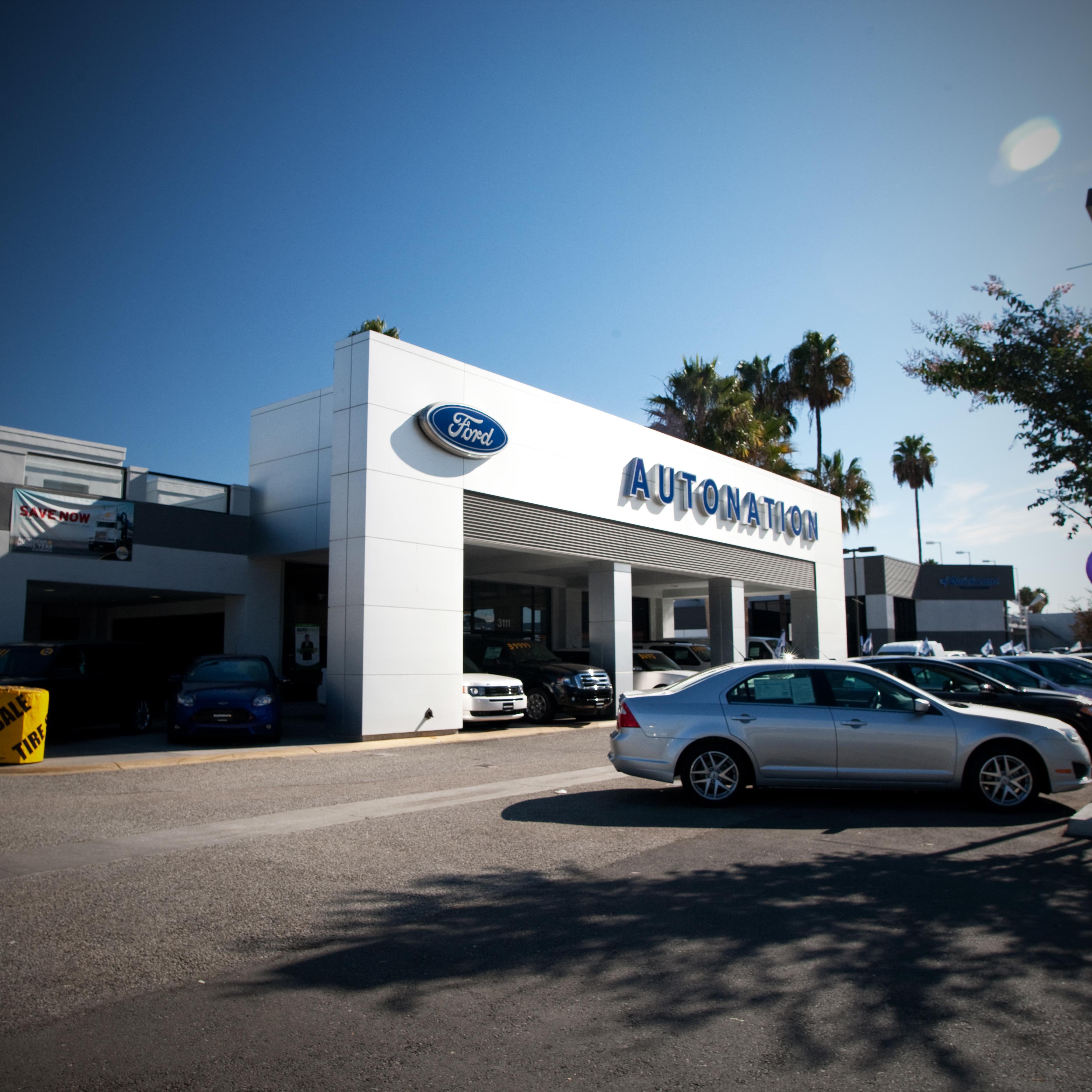 Autonation ford torrance torrance california ca for Ford motors service center