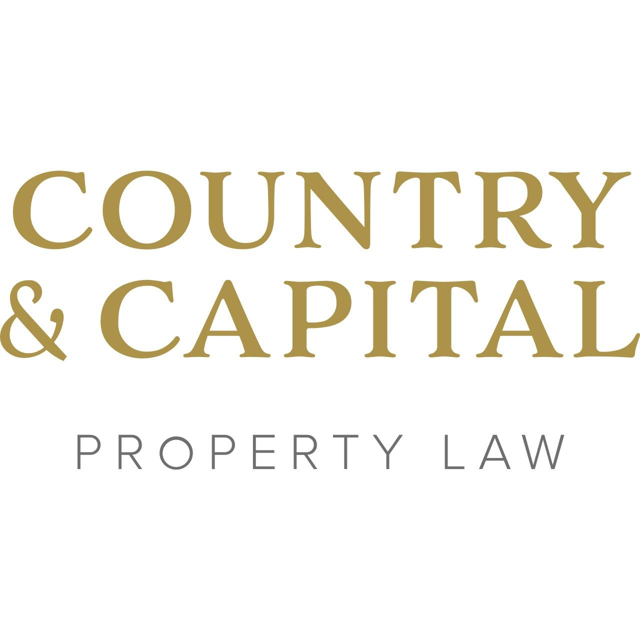 Country & Capital Property Law