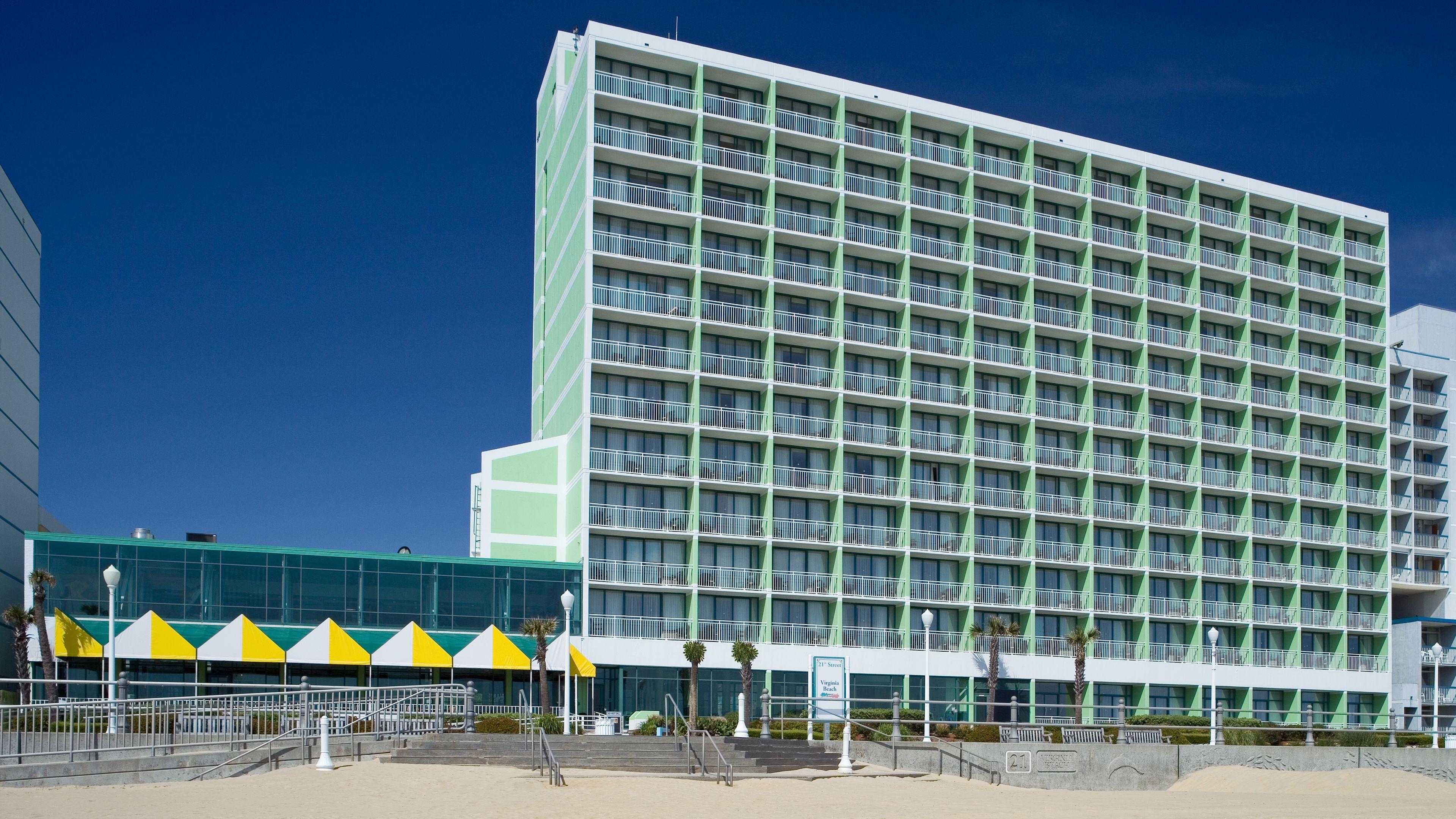 Holiday Inn Virginia Beach Oceanside Virginia Beach Va
