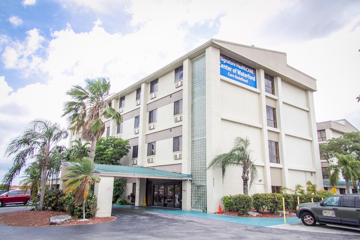 Signature healthcare center of waterford in hialeah fl for Barbara motors inc hialeah fl