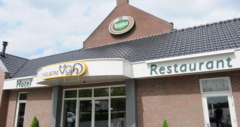 Hotel Restaurant Op de Vos