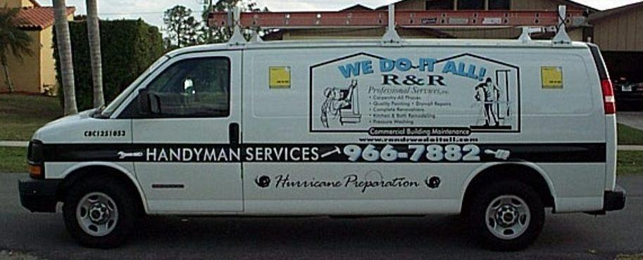 R & R Professional Services