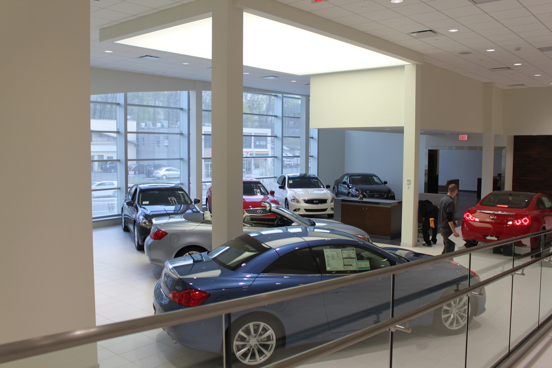 Pepe infiniti in white plains ny 10606 for Yonkers honda service center
