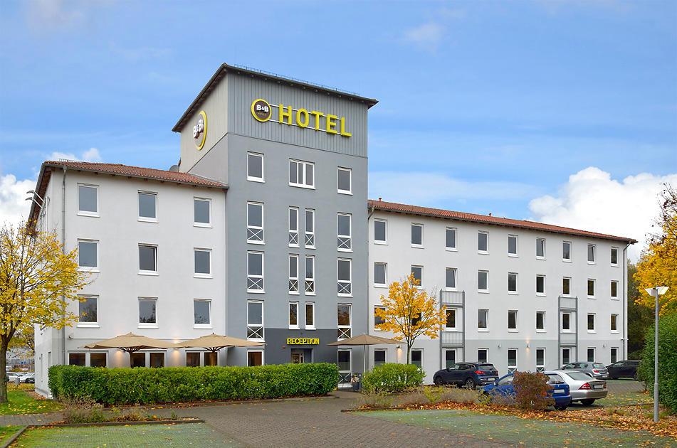 B&B Hotel Köln-West, Max-Planck-Straße 46 in Köln-Junkersdorf