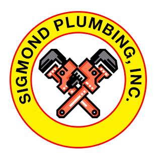 Sigmond Plumbing, Inc. - Spring Hill, FL 34608 - (352)610-9399   ShowMeLocal.com