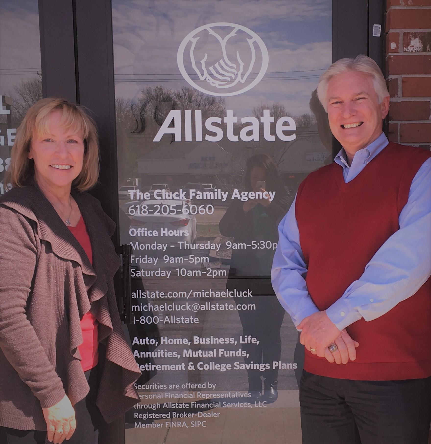 Allstate Insurance Quote: Michael Cluck: Allstate Insurance In Glen Carbon, IL 62034