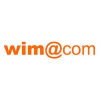Wim@com Logo