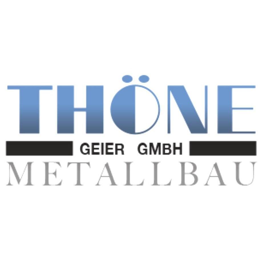 Metallbau Thöne Geier GmbH Schauenburg