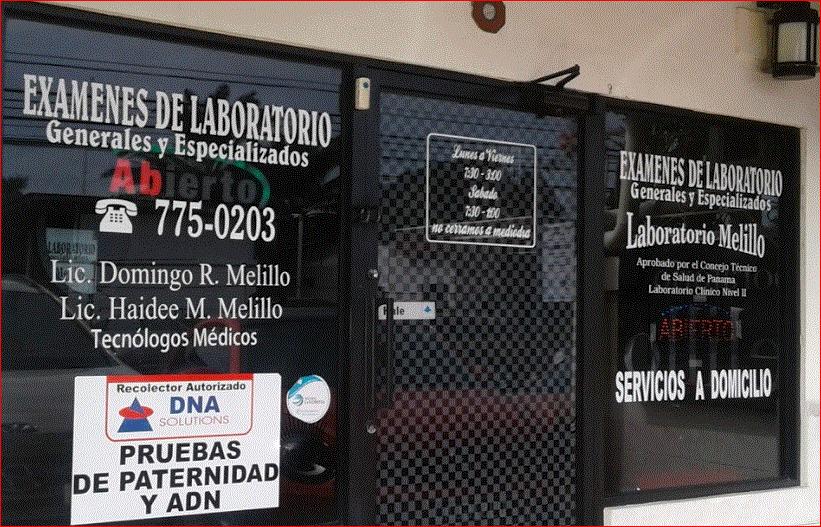 Laboratorio Clínico Melillo
