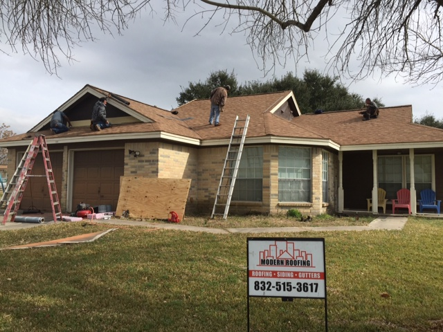 Modern Roofing Co