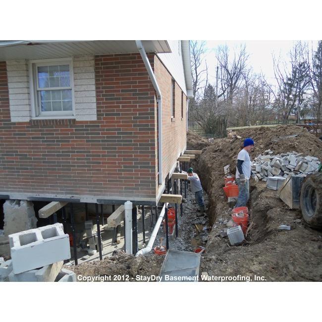 Mendoza Foundation Repair