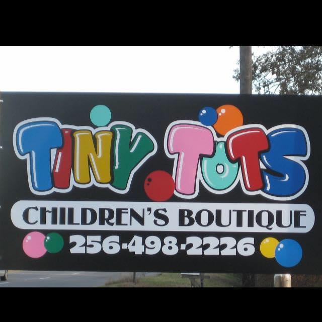 Tiny Tots - Union Grove, AL - Apparel Stores
