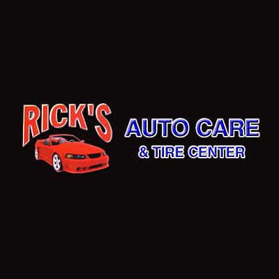 Rick's Auto Care & Tire Center - Front Royal, VA 22630 - (540)636-4040 | ShowMeLocal.com