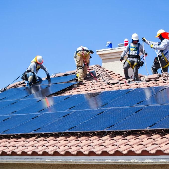 Aurora solar and roofing