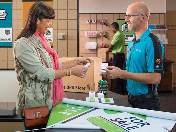 Printing Services At The UPS Store Kyle 5401 S FM 1626 Ste 170