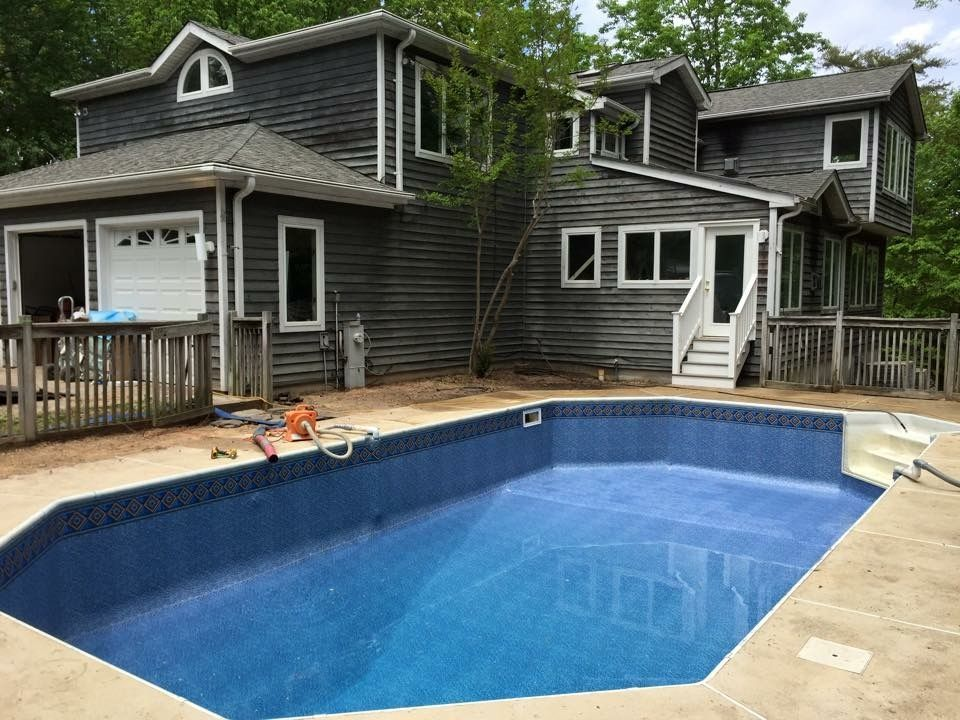 Quality Pools Inc In Pasadena Md 21122