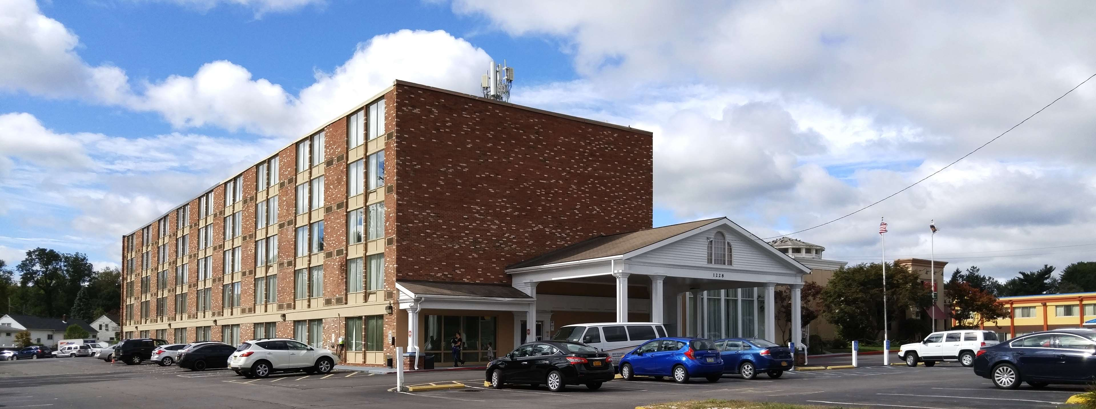 Best Western Hotel Central Ave Albany Ny