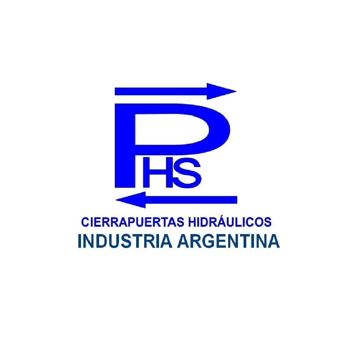 PHS - CIERRAPUERTAS HIDRAULICOS