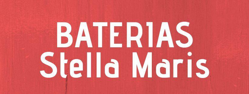 BATERIAS STELLA MARIS