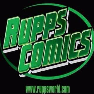 Rupp's Comics - Fremont, OH - Comic Books