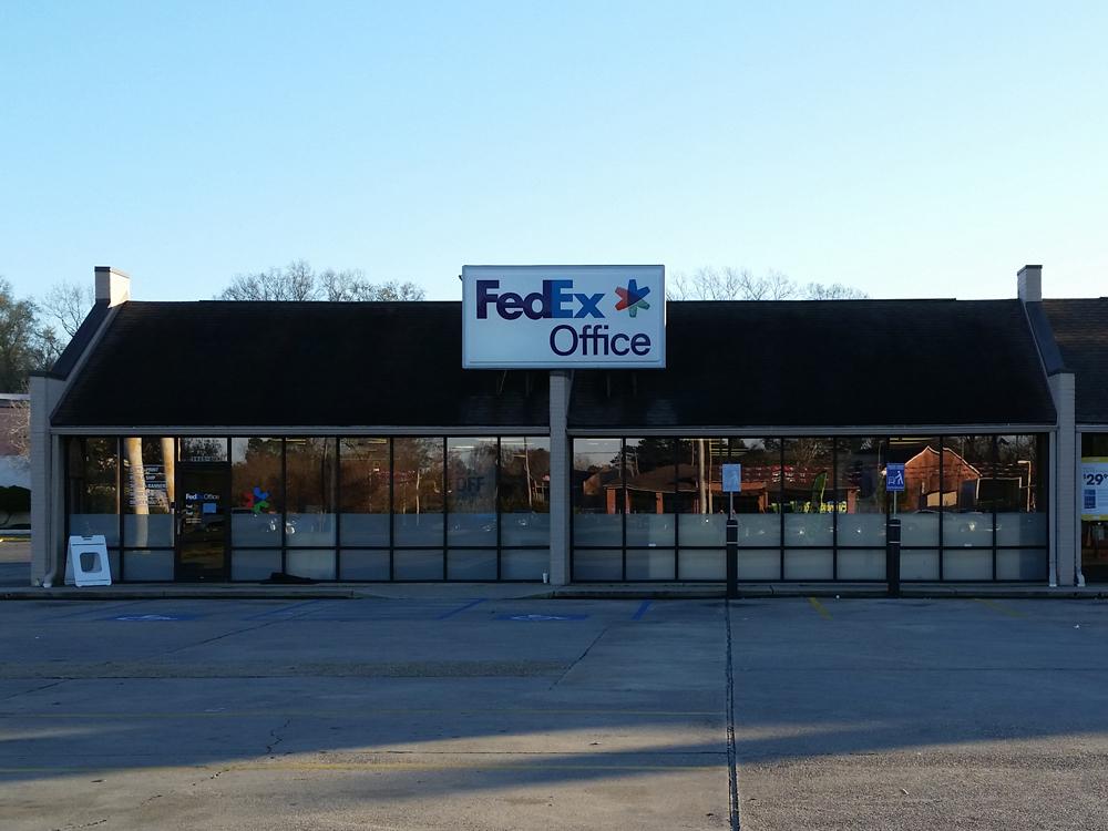 Fedex Office Print Ship Center Baton Rouge Louisiana