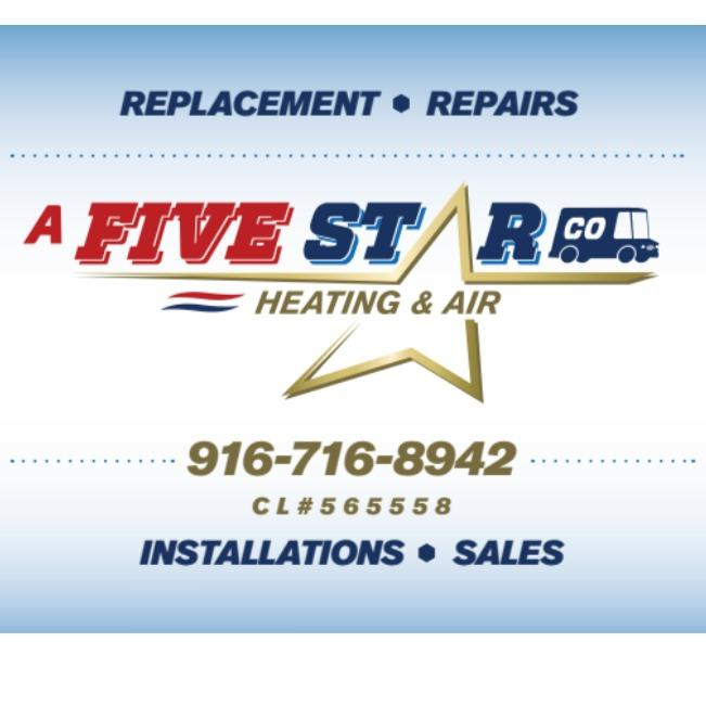 A Five Star Company Heating & Cooling - Sacramento, CA - Heating & Air Conditioning