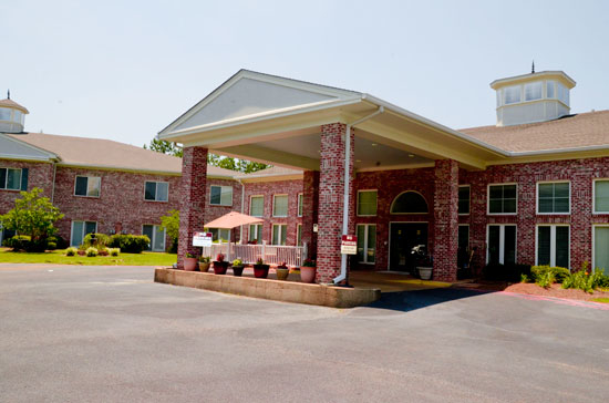 Brookdale Home Health Address