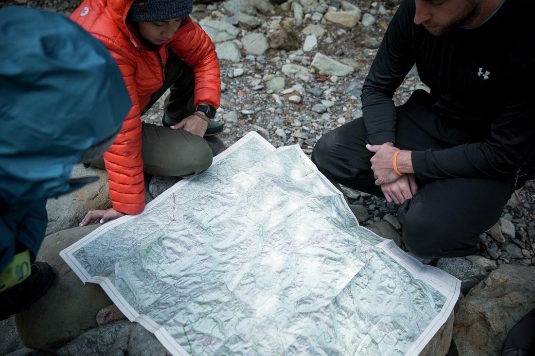 Map & Compass Navigation Basics Class