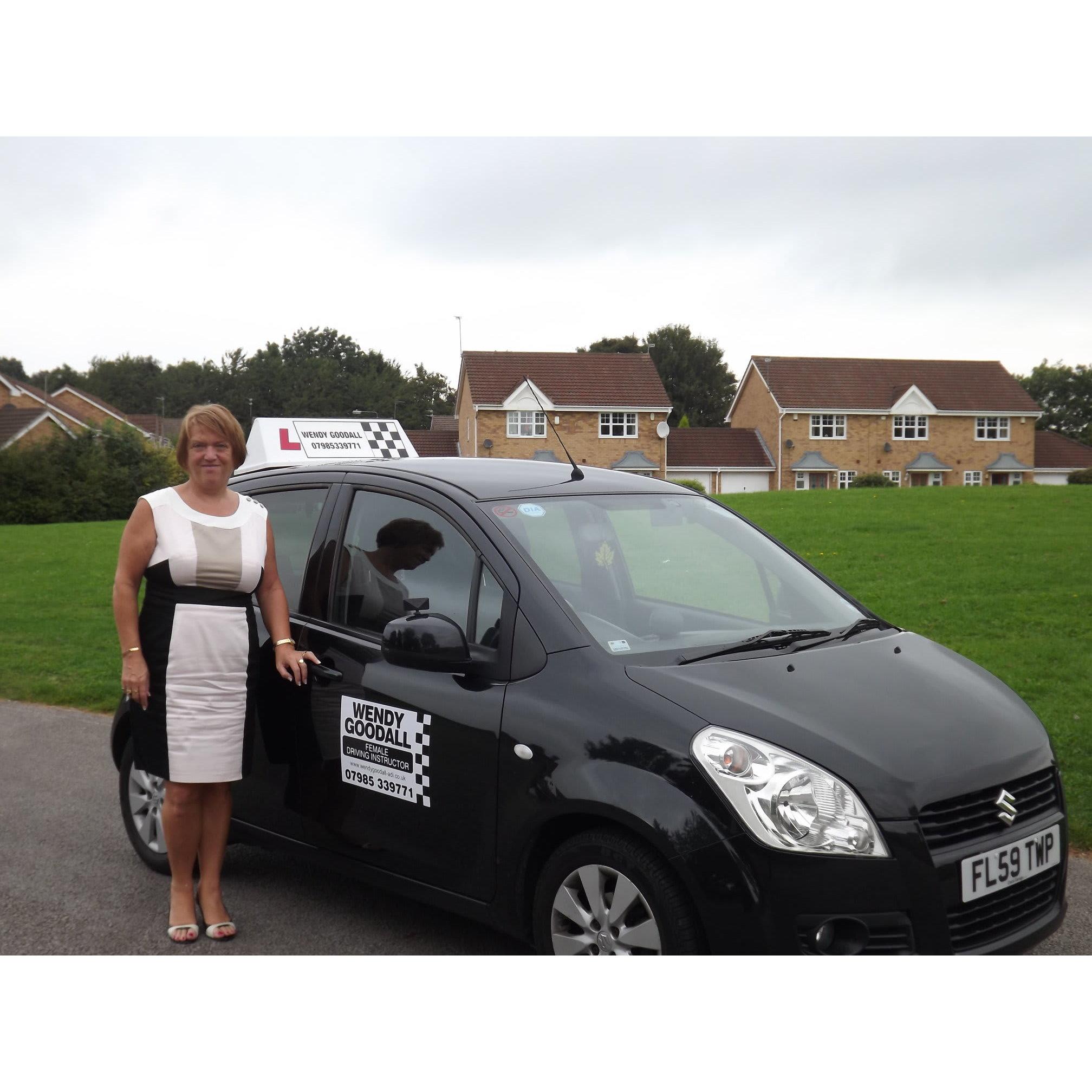 Wendy Goodall ADI - Derby, Derbyshire DE21 4FQ - 07985 339771   ShowMeLocal.com