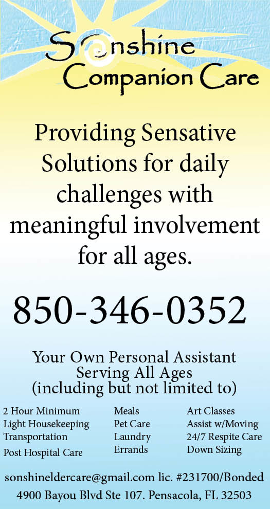 SONshine Companion Care, LLC