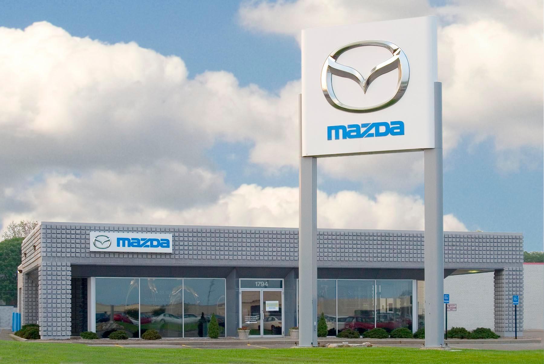 Suburban Mazda of Troy, Troy Michigan (MI) - LocalDatabase.com