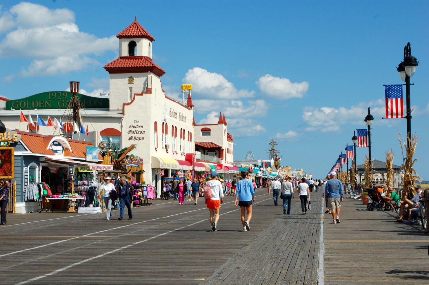 Vacation Rentals Ocean City NJ