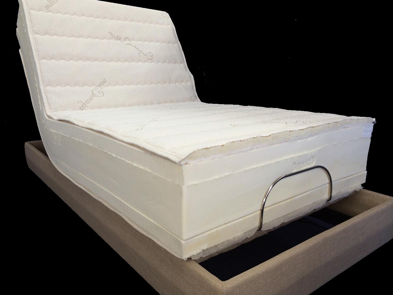 Anaheim latex foam natural bed costa mesa natural organic cotton wool huntington beach mattresses