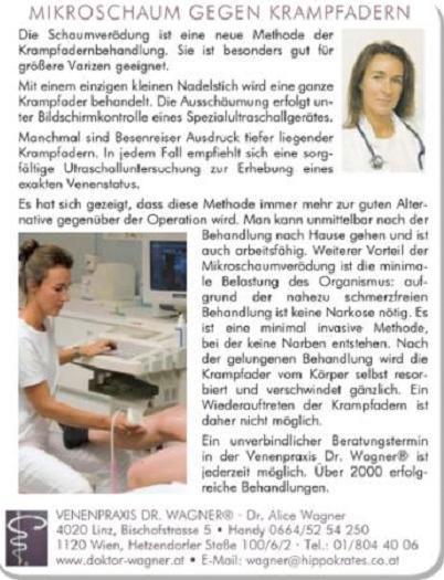 Dr. Alice Wagner