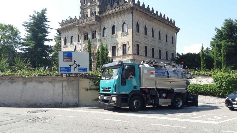 Spurgo Pozzi Milano