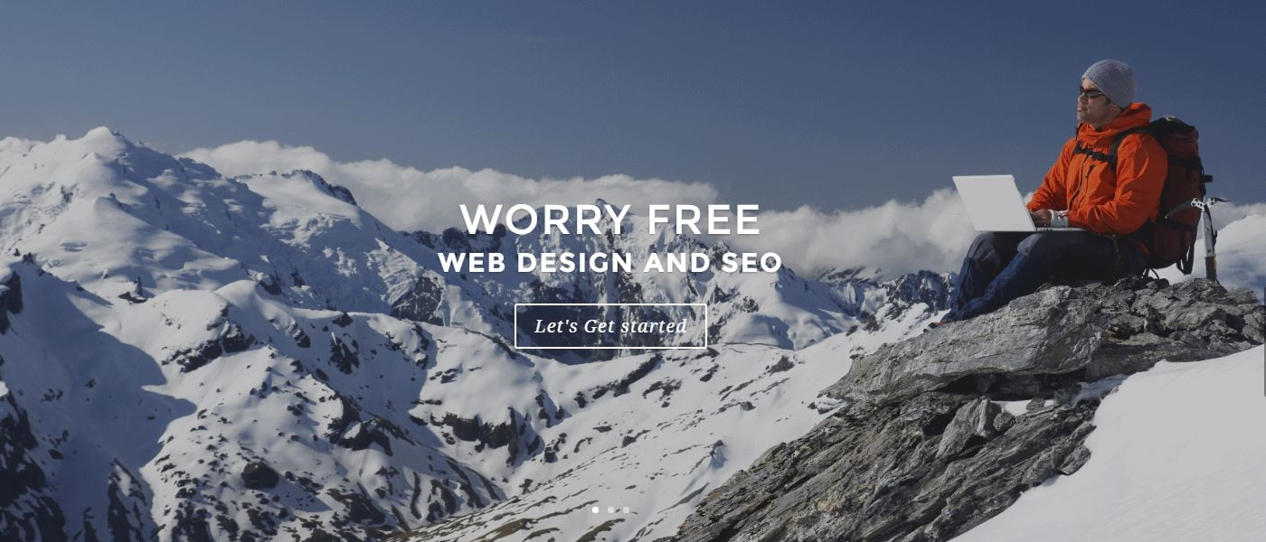 Worry Free Web Design and SEO - Mukilteo, WA 98275 - (214)531-7752   ShowMeLocal.com