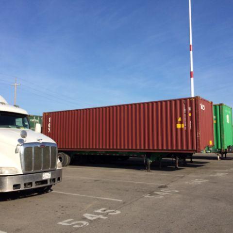 Oakland Port Intermodal Trucking Transporatation image 0